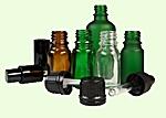 Flaskor för Eterisk Olja