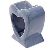 Aromalampa Blått Hjärta