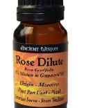 Eterisk Olja Rose dilute 10ml