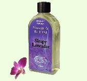 Massageolja / Badolja Sleepy Lavender 100ml