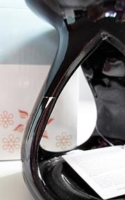 Aromalampa Svart Tårdroppe Utförsäljning